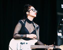 Dum Dum Girls perform at The 2014 Outside Lands Music and Art Festival - San Francisco, CA - 8/9/14