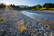 Bolton Creek, Kananaksis, Alberta