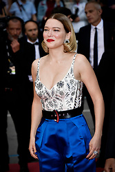 """""""Oh Mercy! (Roubaix, Une Lumiere)""""Red Carpet - The 72nd Annual Cannes Film Festival. 22 May 2019 Pictured: Lea Seydoux. Photo credit: Daniele Cifalà / MEGA TheMegaAgency.com +1 888 505 6342"""