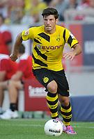 Fotball<br /> Tyskland<br /> 27.07.2014<br /> Foto: Witters/Digitalsport<br /> NORWAY ONLY<br /> <br /> Milos Jojic (Dortmund)<br /> Fussball Testspiel, Rot-Weiss Essen - Borussia Dortmund