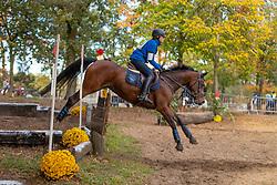 Maes Amelie, BEL, Meike<br /> LRV Ponie cross - Zoersel 2018<br /> © Hippo Foto - Dirk Caremans<br /> 28/10/2018