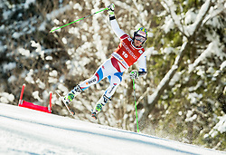 Justin Murisier (SUI) competes during 9th Men's Giant Slalom race of FIS Alpine Ski World Cup 55th Vitranc Cup 2016, on March 4, 2016 in Kranjska Gora, Slovenia. Photo by Vid Ponikvar / Sportida