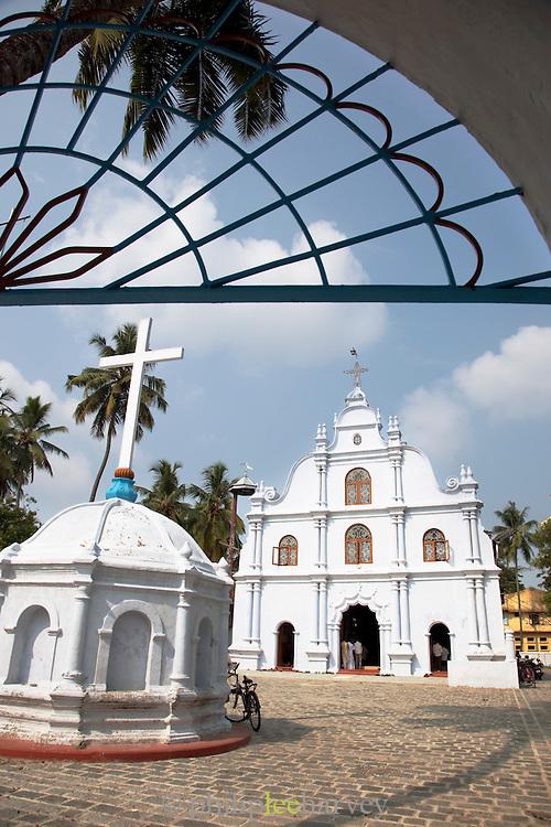 Our Lady of Life Church, Mattancherry, Fort Kochi, Kochi, Kerala, India