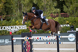 Ehning Marcus, GER, Funky Fred<br /> Furusiyya FEI Nations Cup Jumping Final - Barcelona 2016<br /> © Hippo Foto - Libby Law<br /> 24/09/16