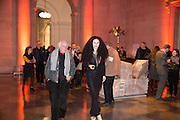 MICHAEL SANDLE; ELISA DADIANI, Tate Britain reopening party. Tate Britain. 18 November 2013