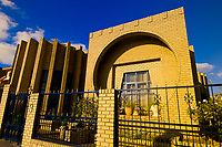 A house in Soweto (formerly 38 townships, the South Western Townships were renamed Soweto in 1963),  Johannesburg, South Africa