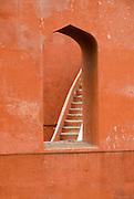 India, Delhi, The Jantar Mantar Observatory