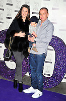 Danielle Lloyd and Jamie OHara attend 30th birthday celebrations at Mamas & Papas, 256-258 Regent Street, London, UK, 07 March 2011:  Contact: Ian@Piqtured.com +44(0)791 626 2580 (Picture by Alan Roxborough)