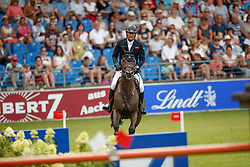 Houtzager Marc, NED, Sterrehofs Baccarat<br /> CHIO Aachen 2018<br /> © Hippo Foto - Dirk Caremans<br /> Houtzager Marc, NED, Sterrehofs Baccarat
