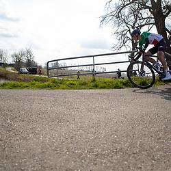 07-03-2020: Wielrennen: Ronde van Groningen: Usquert Marco Frigo