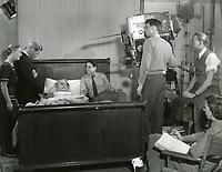 1937 Filming at Paramount Studios