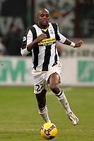 Fotball<br /> Italia<br /> Foto: Inside/Digitalsport<br /> NORWAY ONLY<br /> <br /> Sissoko (Juventus)<br /> <br /> 22.11.2008<br /> Serie A 2008/2009<br /> Inter v Juventus (1-0)