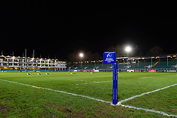 A general view of the Recreation Ground pitch prior to the match - Mandatory byline: Patrick Khachfe/JMP - 07966 386802 - 10/01/2020 - RUGBY UNION - The Recreation Ground - Bath, England - Bath Rugby v Harlequins - Heineken Champions Cup