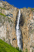 Ribbon Falls, Yosemite National Park, California USA