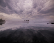 CLOUDS and  STORMS and MISTS