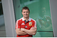 3 June 2013; Brian O'Driscoll, British & Irish Lions, following the team announcement ahead of their British & Irish Lions Tour 2013 game against Western Force, where he will captain the side. River Room, Perth Conference & Exhibition Centre, Perth, Australia. Picture credit: Stephen McCarthy / SPORTSFILE
