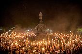 'Unite the right' in Charlottesville