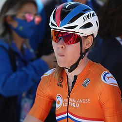 26-09-2020: wielrennen: WK weg vrouwen: Imola<br />Anna van der Breggen