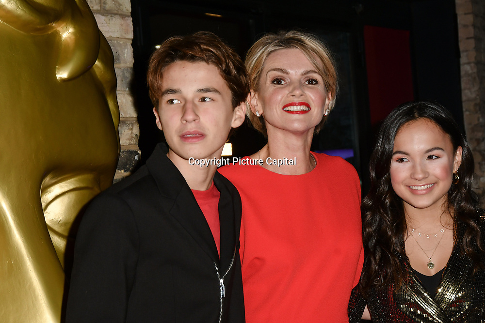 Guests arrivers at the BAFTA Children's Awards 2018 at Roundhouse on 25 November 2018, London, UK.