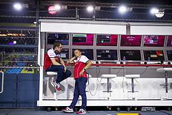 September 20, 2019, Singapore, Singapore: Motorsports: FIA Formula One World Championship 2019, Grand Prix of Singapore, ..Frederic Vasseur (FRA, Alfa Romeo Racing) (Credit Image: © Hoch Zwei via ZUMA Wire)