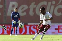 20110806: BRAGA, PORTUGAL - SC Braga vs Aston Villa: Official presentation for the 2011/2012 season. In picture: N'Zogbia. PHOTO: Pedro Benavente/CITYFILES
