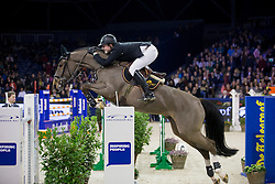 Duffy Alex (IRL) - Living the Dream<br /> Jumping Amsterdam 2014<br /> © Hippo Foto - Leanjo de Koster