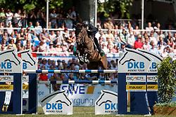 O Connor Cian, IRL, Good Luck<br /> Internationales Wiesbadener PfingstTurnier 2017<br /> © Hippo Foto - Stefan Lafrentz