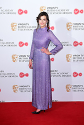 Aisling Bea in the press room at the Virgin TV British Academy Television Awards 2017 held at Festival Hall at Southbank Centre, London. PRESS ASSOCIATION Photo. Picture date: Sunday May 14, 2017. See PA story SHOWBIZ Bafta. Photo credit should read: Ian West/PA Wire