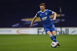 Jon Nolan of Ipswich Town on the ball - Mandatory by-line: Arron Gent/JMP - 26/09/2020 - FOOTBALL - Portman Road - Ipswich, England - Ipswich Town v Rochdale - Sky Bet League One