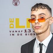 NLD/Amsterdam/20190605 - Premiere De Libi, rapper Monsif Bakkali, artiestennaam Monsif