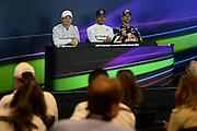 October 30-November 2 : United States Grand Prix 2014, Nico Rosberg  (GER), Mercedes Petronas, Lewis Hamilton (GBR), Mercedes Petronas, Daniel Ricciardo (AUS), Red Bull-Renault