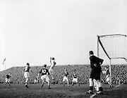 Neg No:.430/6025-6028...17031954IPFCF...17.03.1954..Interprovincial Railway Cup Football - Final.Leinster.1-7.Connacht.1-5
