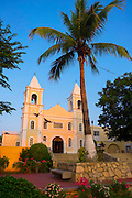 Parroquia San José church, mission church, San Jose del Cabo, Baja, Mexico