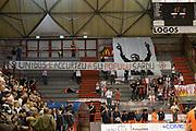 DESCRIZIONE : Pistoia Lega serie A 2013/14 Giorgio Tesi Group Pistoia Victoria Libertas Pesaro<br /> GIOCATORE : pubblico<br /> CATEGORIA : tifosi sardegna<br /> SQUADRA : Victoria Libertas Pesaro <br /> EVENTO : Campionato Lega Serie A 2013-2014<br /> GARA : Giorgio Tesi Group Pistoia Victoria Libertas Pesaro<br /> DATA : 24/11/2013<br /> SPORT : Pallacanestro<br /> AUTORE : Agenzia Ciamillo-Castoria/GiulioCiamillo<br /> Galleria : Lega Seria A 2013-2014<br /> Fotonotizia : Pistoia Lega serie A 2013/14 Giorgio Tesi Group Pistoia Victoria Libertas Pesaro<br /> Predefinita :