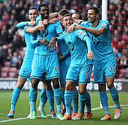 Southampton v Tottenham Hotspur 221213