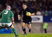 Mark Hammett, All Blacks v Ireland, international rugby union test match, Eden Park, Auckland, New Zealand. 22 June 2002. © Copyright Photo: Andrew Cornaga / www.photosport.nz