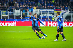 November 6, 2019, Milano, Italy: josip ilicic (atalanta bc)during Tournament round, group C, Atalanta vs Manchester City, Soccer Champions League Men Championship in Milano, Italy, November 06 2019 - LPS/Fabrizio Carabelli (Credit Image: © Fabrizio Carabelli/LPS via ZUMA Wire)