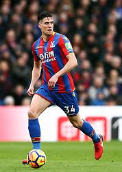 Crystal Palace's Martin Kelly