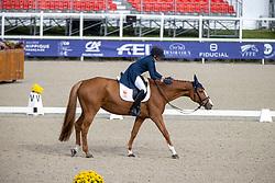 De Jong Sanne, NED, Jersey MBF<br /> Mondial du Lion 2021<br /> © Hippo Foto - Dirk Caremans<br />  21/10/2021