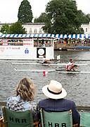 Henley-On-Thames, Berkshire, UK.,Friday, 13.08.21,   2021 Henley Royal Regatta, Henley Reach, River Thames, Thames Valley,  [ Mandatory Credit © Peter Spurrier/Intersport Images],