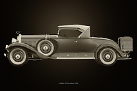 Cadillac V16 Roadster 1930<br />