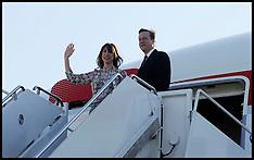 The PM and Samantha leave Washington