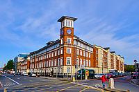 République d'Irlande, Dublin, Trinity College, Westland Square // Republic of Ireland, Dublin, Trinity College, Westland Square
