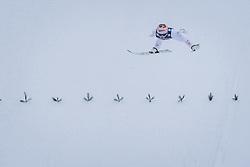 03.01.2021, Bergiselschanze, Innsbruck, AUT, FIS Weltcup Skisprung, Vierschanzentournee, Innsbruck, Einzelbewerb, Herren, im Bild Stefan Kraft (AUT) // Stefan Kraft of Austria during the men's individual competition for the Four Hills Tournament of FIS Ski Jumping World Cup at the Bergiselschanze in Innsbruck, Austria on 2021/01/03. EXPA Pictures © 2020, PhotoCredit: EXPA/ JFK