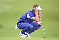 September 30, 2018 - Guyancourt, France, France - Ian Poulter of England  (Credit Image: © Panoramic via ZUMA Press)