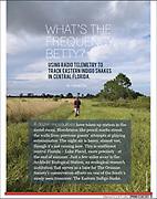 Orianne Society Indigo Magazine article Page 1
