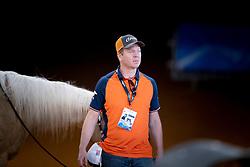 Sandijck Michel, NED, Wimpsy Snow Gun<br /> World Equestrian Games - Tryon 2018<br /> © Hippo Foto - Dirk Caremans<br /> 12/09/2018