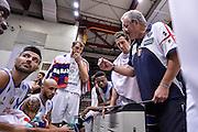 DESCRIZIONE : Trofeo Meridiana Dinamo Banco di Sardegna Sassari - Olimpiacos Piraeus Pireo<br /> GIOCATORE : Romeo Sacchetti<br /> CATEGORIA : Allenatore Coach Time Out<br /> SQUADRA : Dinamo Banco di Sardegna Sassari<br /> EVENTO : Trofeo Meridiana <br /> GARA : Dinamo Banco di Sardegna Sassari - Olimpiacos Piraeus Pireo Trofeo Meridiana<br /> DATA : 16/09/2015<br /> SPORT : Pallacanestro <br /> AUTORE : Agenzia Ciamillo-Castoria/L.Canu
