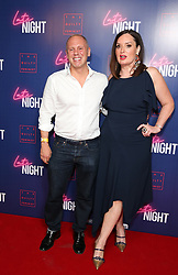 Rob Rinder and Deborah Francis-White attending the LATE NIGHT Gala Screening at Picture House Central, London. Picture dated: Monday May 20, 2019. Photo credit should read: Isabel Infantes / EMPICS Entertainment.