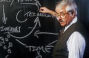 COLLEGE PROFESSOR TEACHING INFORMATION TECHNOLOGY